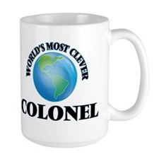 World's Most Clever Colonel Mugs