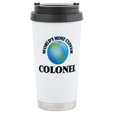 World's Most Clever Col Travel Mug