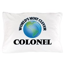 World's Most Clever Colonel Pillow Case