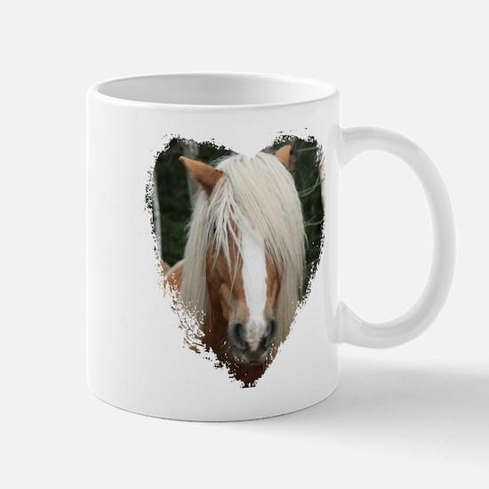 Cute Haflinger Mug