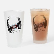 Heart_Beat Drinking Glass