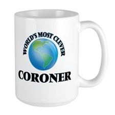 World's Most Clever Coroner Mugs