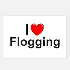 Flogging Postcards (Package of 8)