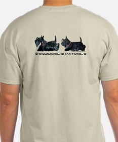 Scottie Squirrel Patrol T-Shirt