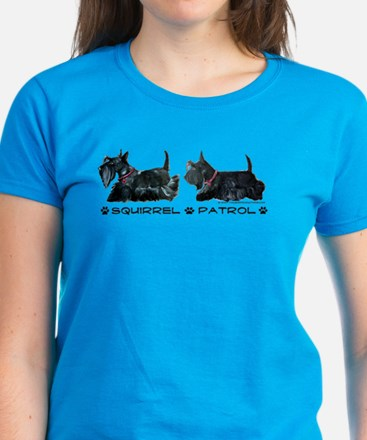 Scottie Squirrel Patrol Tee