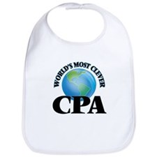 World's Most Clever Cpa Bib