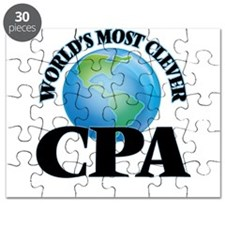 World's Most Clever Cpa Puzzle