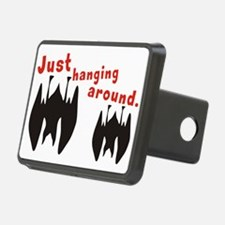 Just hanging around. Hitch Cover