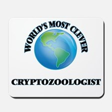 World's Most Clever Cryptozoologist Mousepad