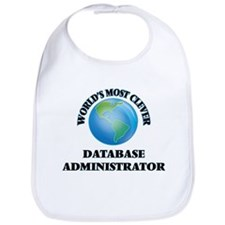 World's Most Clever Database Administrator Bib