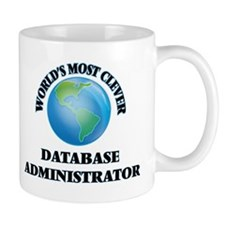 World's Most Clever Database Administrator Mugs