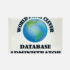 World's Most Clever Database Administrator Magnets