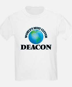 World's Most Clever Deacon T-Shirt