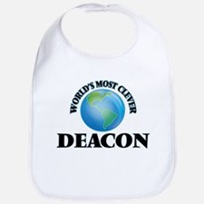 World's Most Clever Deacon Bib