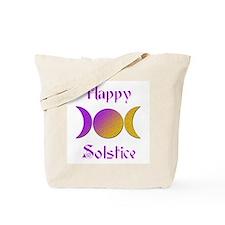 Happy Solstice 4 Tote Bag