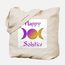 Happy Solstice 4 Tote Bag