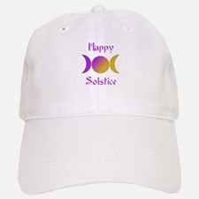 Happy Solstice 4 Baseball Baseball Cap
