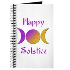Happy Solstice 4 Journal