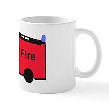 Feuerwehrauto Small Mug