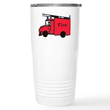 Feuerwehrauto Travel Mug