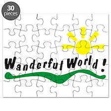 Wanderful world Puzzle