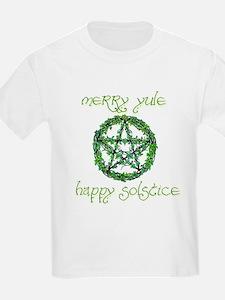 Merry Yule green 2 T-Shirt