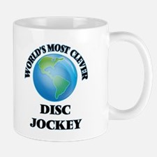 World's Most Clever Disc Jockey Mugs