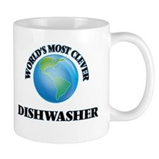 World's Most Clever Dishwasher Mugs