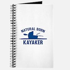 Natural Born Kayaker Journal