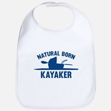 Natural Born Kayaker Bib