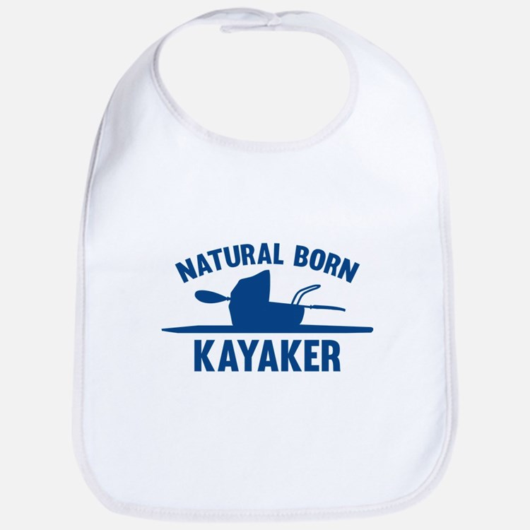 Natural Born Kayaker Bib