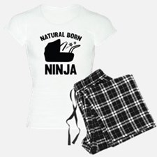 Natural Born Ninja Pajamas