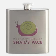 Snails Pace Flask