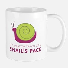 Snails Pace Mugs