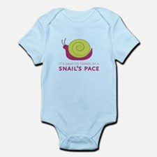 Snails Pace Body Suit