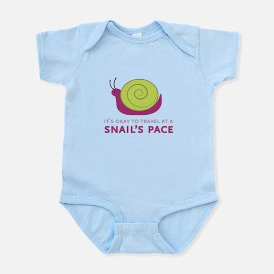 Snails Pace Body Suit