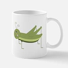 Green Grasshopper Mugs