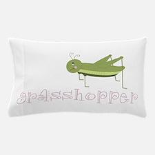 Grasshopper Pillow Case
