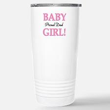 Cool New daddy Travel Mug