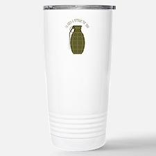 Catch Grenade Travel Mug