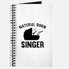 Natural Born Singer Journal