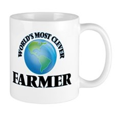 World's Most Clever Farmer Mugs