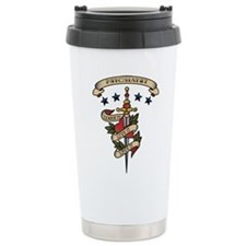 Cute Medical tattoo Travel Mug