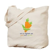 We Go Together Tote Bag