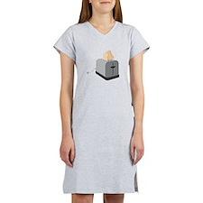 Toaster Master Women's Nightshirt