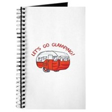 LETS GO GLAMPING Journal