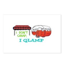 I GLAMP Postcards (Package of 8)