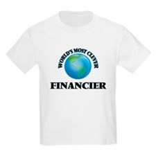 World's Most Clever Financier T-Shirt