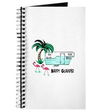 HAPPY GLAMPER Journal