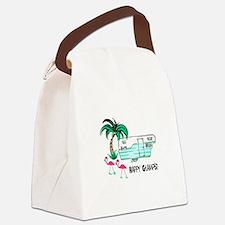 HAPPY GLAMPER Canvas Lunch Bag